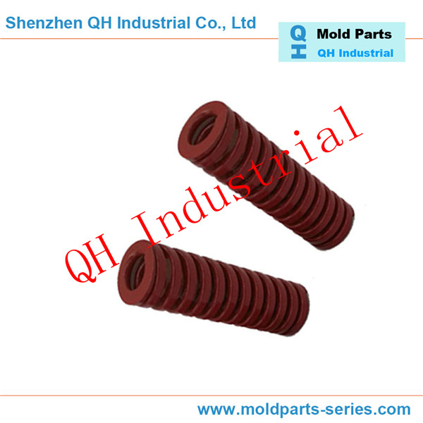 Mold coil spring MISUMI for Plastic Injection Mould - greed brown
