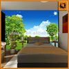 Beautiful home interior wall paper/ wallpaper