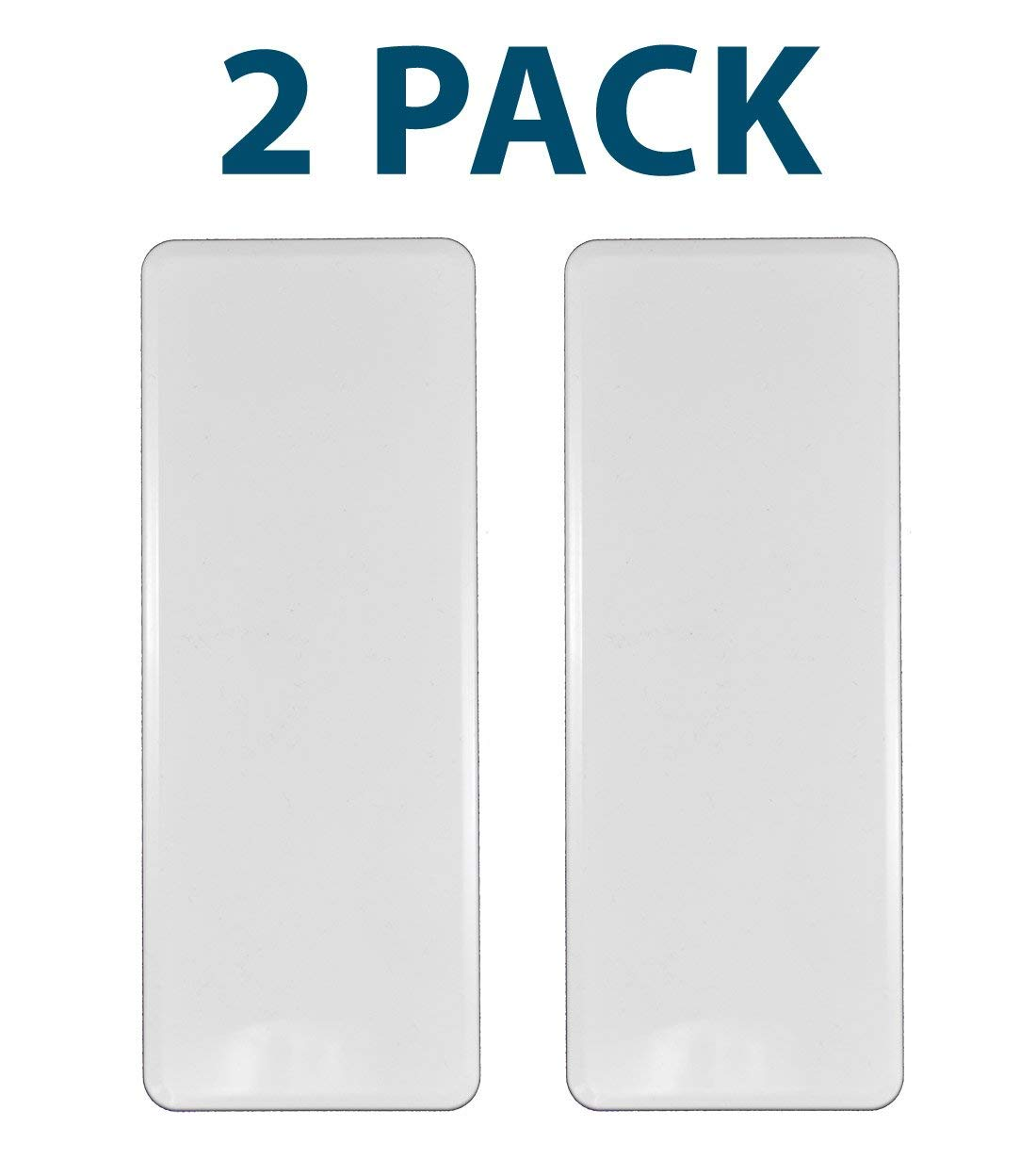 Cheap 10 Inch Cvr Find Deals On Line At Alibabacom Jeep Wrangler Kicker Speaker System Also 12 4 Ohm Wiring Get Quotations White Pvc Vinyl 15 X 55 Fence Hole Cover 2 Pack Awcp