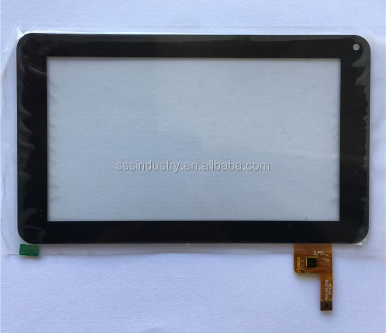 new 7 inch TOPSUN_C0020_A1 tablet touch for Prestigio PMP3570c glass sensor replacement