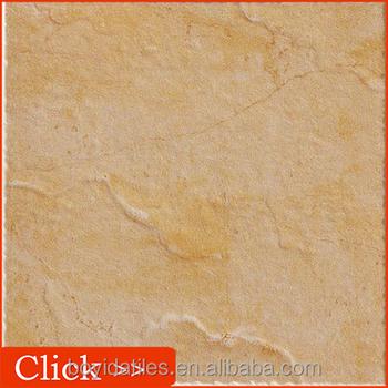 Non Slip Bright Warm Color Ceramic Floor Tile With Cheapest Price