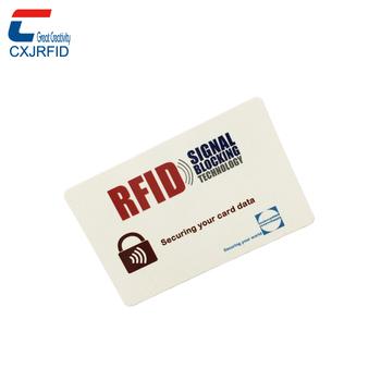 rfid karte Rfid kartenblocker / Signalblockierung Rfid karte / Geldbörse Mit