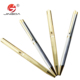 Small gifts Ball Point Pen Office Stationery best ballpoint gold and silver metal ball pen