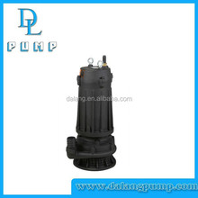 WQ sewage pumps submersible pump komatsu pc200-6 hydraulic pump