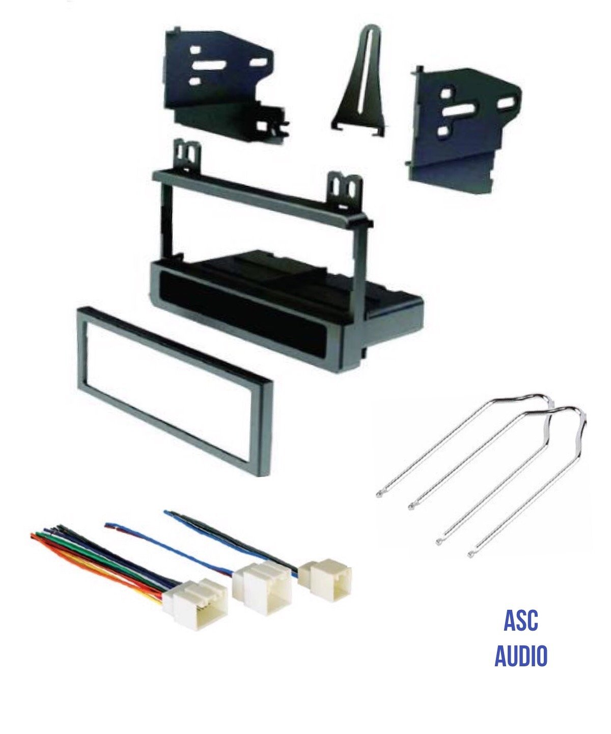 Cheap Ford Din Find Deals On Line At Alibabacom Wire Harness W Nav Output Car Stereo Kits Audio Wiring Harnesses Get Quotations Asc Dash Kit And Radio Tool To Install A