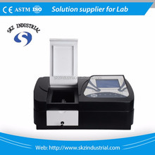 digital USB output uv vis spectrophotometer price