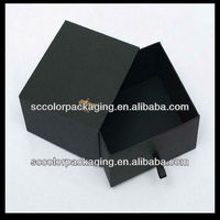 Luxury elegant chinese wedding decorative cardboard gift favor box designer