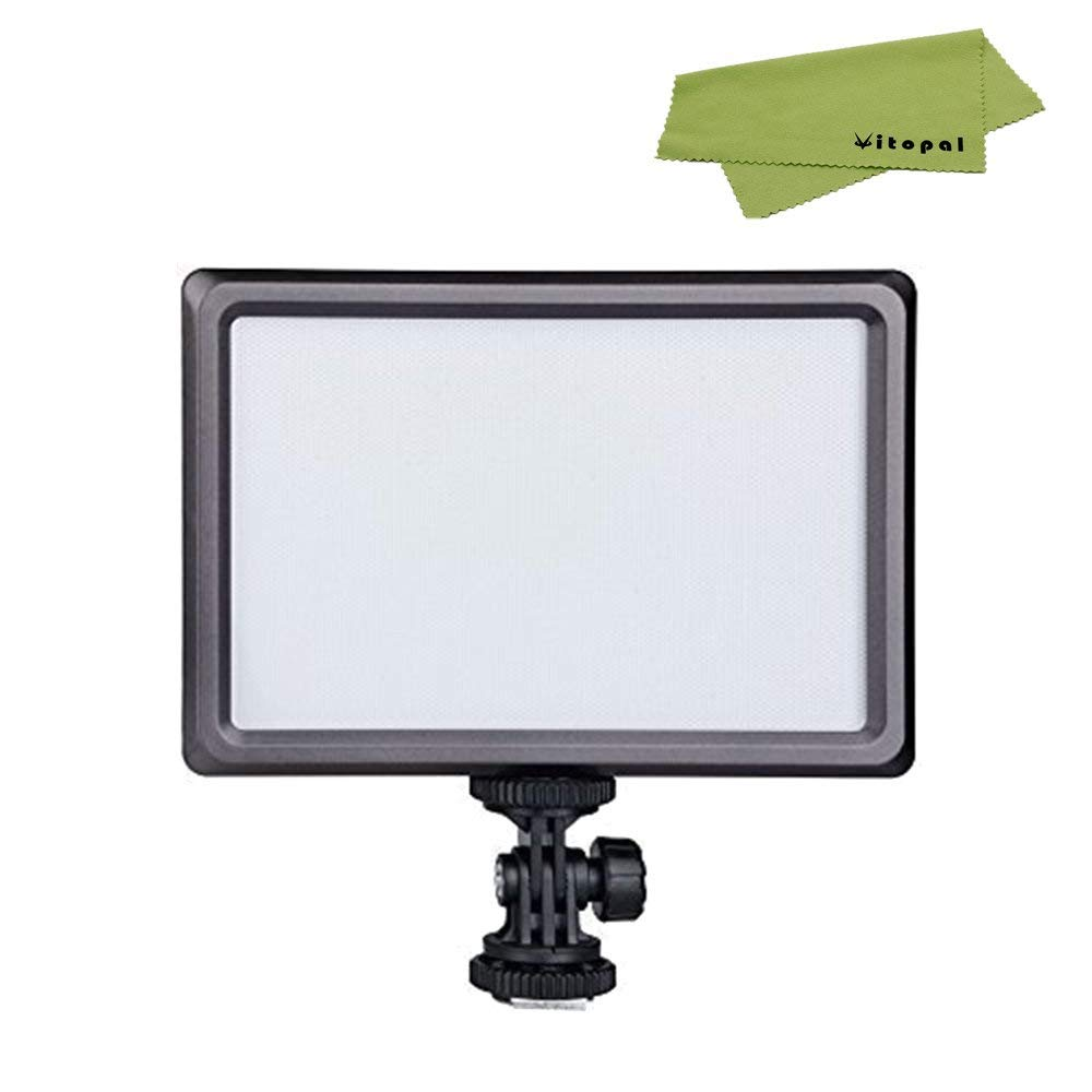 NanGuang CN-Luxpad22 Ultra Thin 112 Pcs LEDs 5600K/3200K On-Camera Light Lamp Panel for DSLR Camera Camcorder