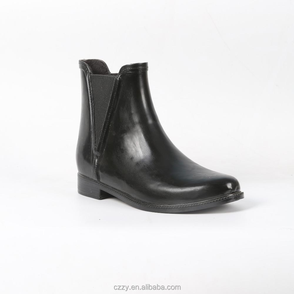 Ladies Rubber Rain Boots