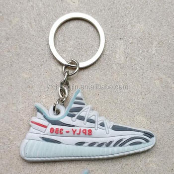 2e4a76b8236775 New Colour Yeezy Boost 350 V2 Blue Tint Keychain For Wholesale ...