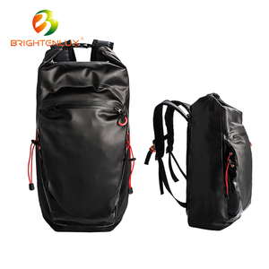 2018 Fashion Sports 500D PVC Hiking Camping Climbing Portable Waterproof Backpack Dry Bag