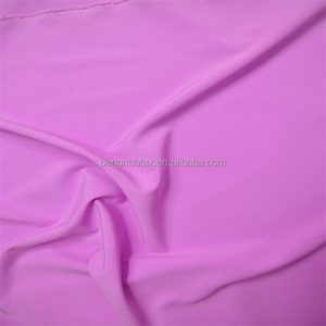 90 nylon 10 spandex sun protection fabric with anti uv coating fabric/summer lightweight waterproof fabric