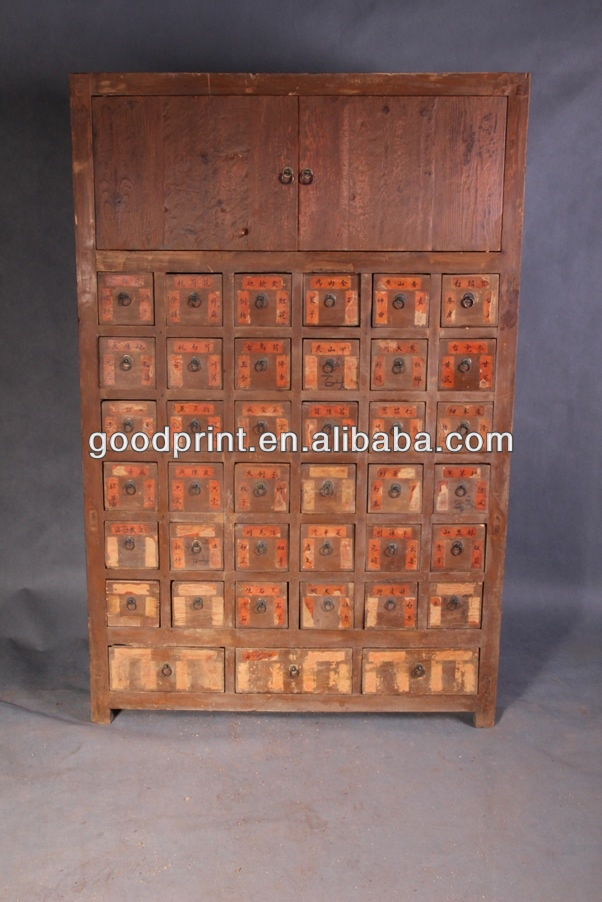 Industrial furniture reclaimed wooden cabinet, Antique furniture , medicine cabinet