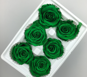 High quality A grade high quality preserved rose flower for wedding decoration