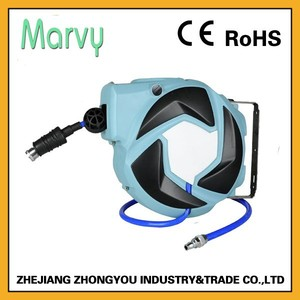 Automatic retractable high pressure hose reel china shop online pvc hose 8*12mm