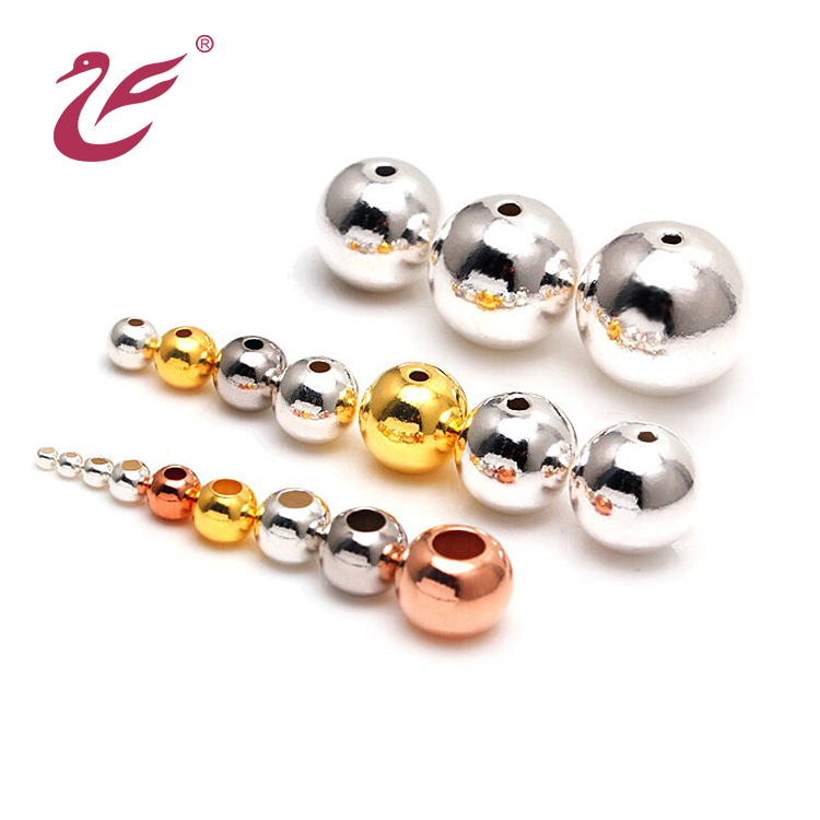 Valentine's day Low Price dijes gold charms 925 silver Bead Charm