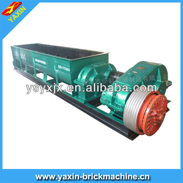 Clay Mixing Double Shaft Clay Mixing Machine