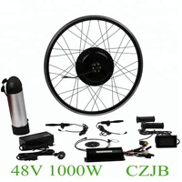 JB - 205 / 35 48v 1000w electric bike motor conversion kit made in china