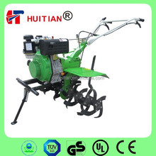 HT105F 6hp diesel granja agricultura cultivador rotatorio