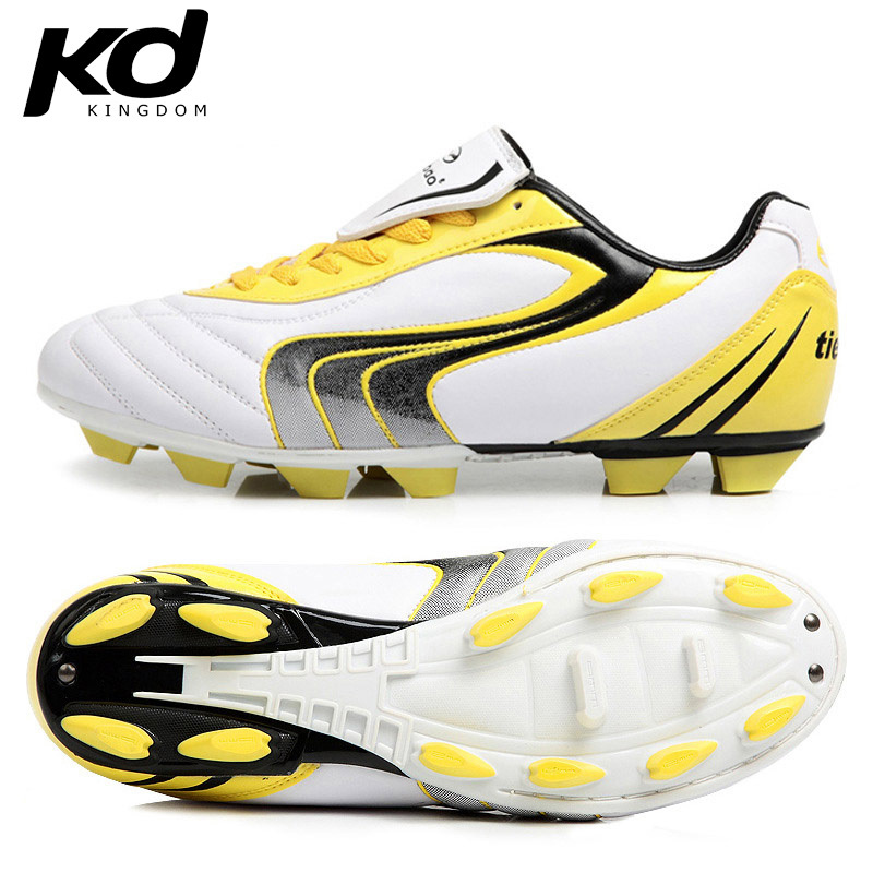 80fd7d42abd Buy Chuteiras Original Futsal Turf Soccer Shoes Chausure Foot Indoor Brand  Boots Man Football Cleats Bola De Futebol Training Tenis in Cheap Price on  ...