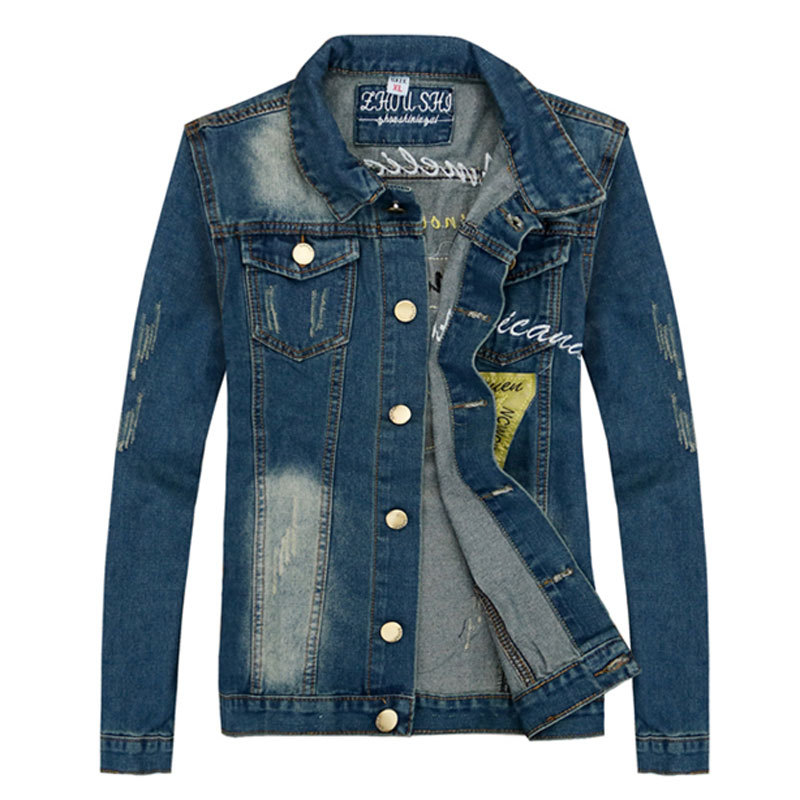 Cheap Jeans Jacket For Men, find Jeans Jacket For Men deals on ...