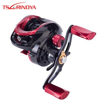 Tsurinoya Magnetic Brake XF-50 10BB Gear Ratio 6 6:1 Baitcasting Reel  Fishing Reels For Small Bait, View bait cast reels, TSURINOYA Product  Details