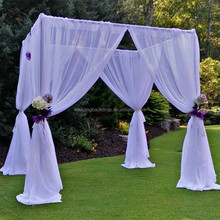 wholesale pipe and drape ,indian wedding decorations stage backdrop