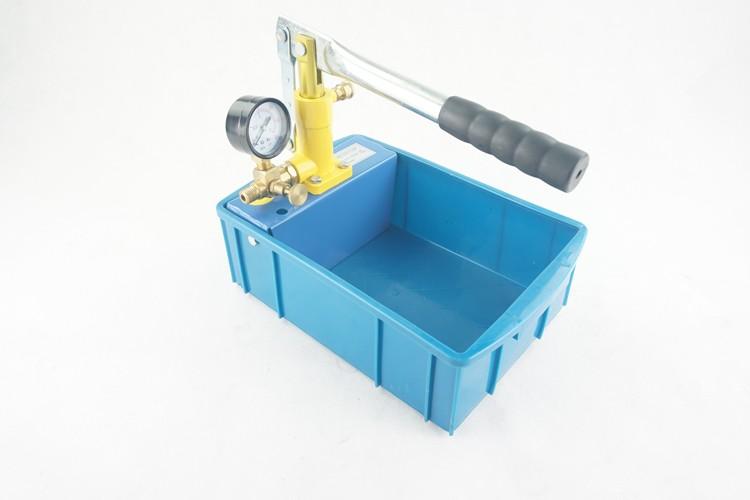 SY-60AL New design 0-60bar manual hydraulic test pump