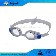 best selling promotional price silicone swimming optical goggles