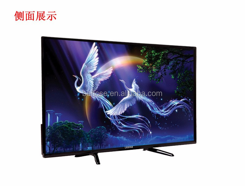 new product rimless tv led 65 inch 4k