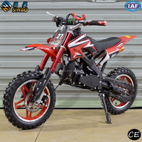 high quality 49cc 2 stroke motorcycles for kids dirt bike and gas dirt bike