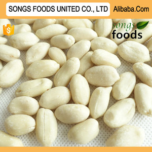 Best Blanched Peanuts Kernels In China
