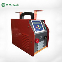 PE Electrofusion Welder Polyethylene Pipe Electro Fusion Welding Machine For Pe Pipe