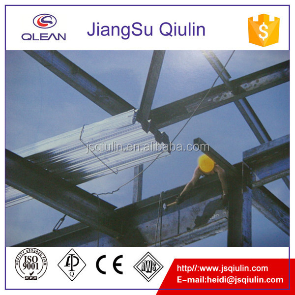 Steel Structure Building Project Fabrication Warehouse/Workshop/Factory