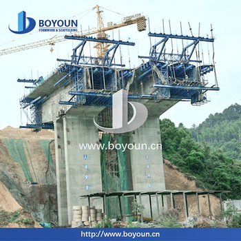 cast in situ construction method