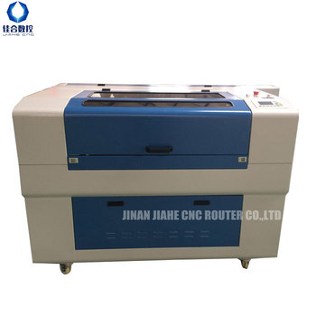 Best sale 6090 100w co2 laser wood cutting machine with FDA,CE certificate