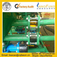 Fason Multi-functional Vacuum Lube Oil Purifier/ Turbine Oil Filtration / Transformer Oil Purification Unit