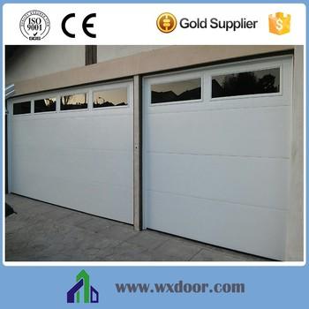 Aluminum Sectional Garage Door Used Garage Door Panel Sale Buy