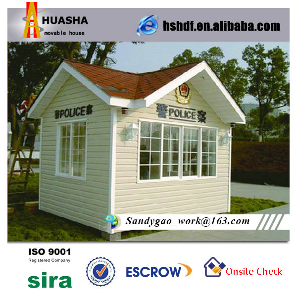 China Commercial mini portable wood House