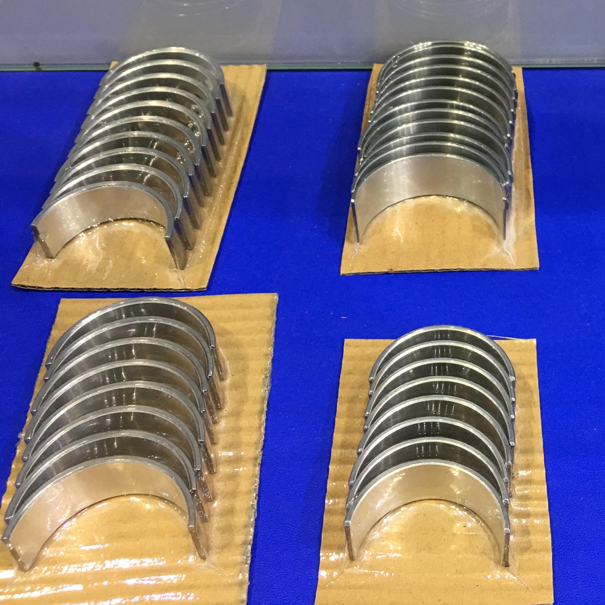 PTFE kaplı bronz sırtlı DU burç, yağsız kuru çalı