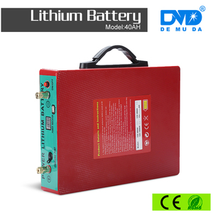 Full power Solar battery 12v 24v 48v 60v 72v Li-ion battery back 30ah 40ah 50ah 60ah lipo battery for PV EV car