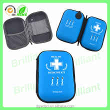 Eco-friendly fashionale eva cheap first aid kit tool box