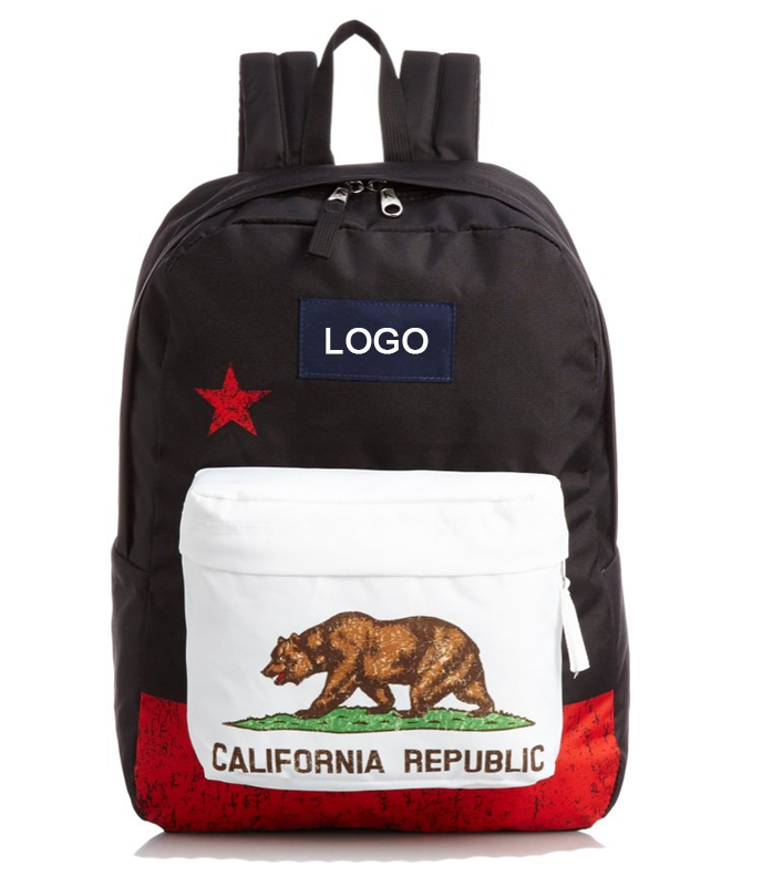 Customize Cheap School backpack wholesale with factory price