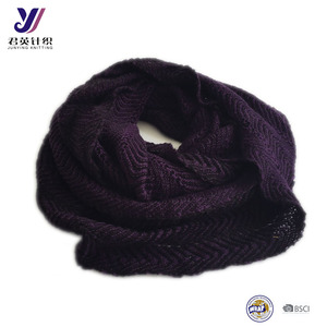 Fashion accessories knitted neckwear infinity scarves