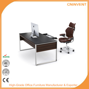 Ergonomic Healthy Office Straight Computer Desk Wholesale