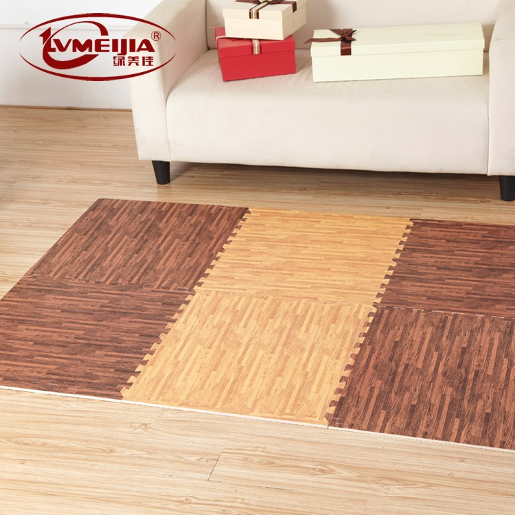 Wood Grain Foam Tiles WB Designs - Wood Grain Foam Tiles WB Designs