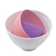Cosmetic Beauty Makeup Plastic DIY Facial Face Mask Mixing Bowl