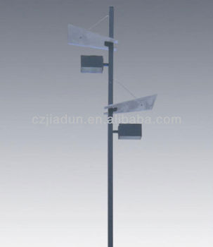 Newly Design Double Head Street Light Pole