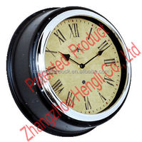 Patented Product Plastic Classical Retro Analog Wall Clock For decorative items