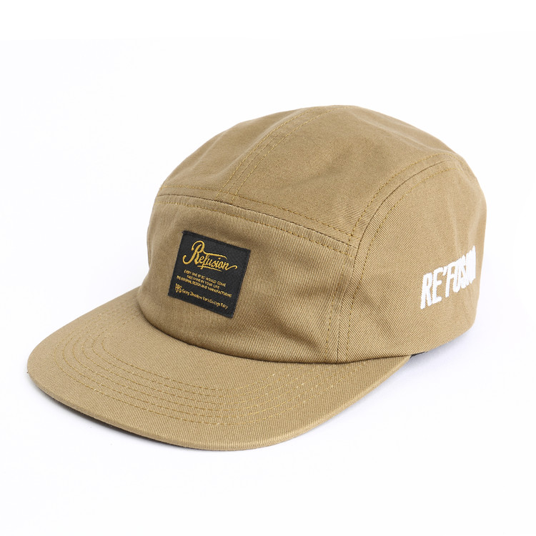 wholesale embroidery 100 organic cotton twill 5 casquette panel <strong>hat</strong>